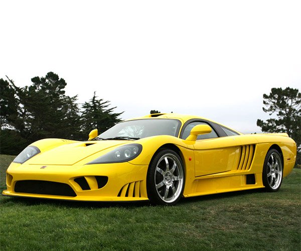 Saleen S7 and S5S Raptor IP up for Sale