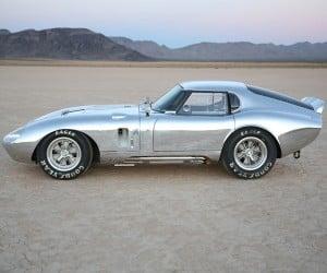 Shelby American Building Brand New Daytona Coupes