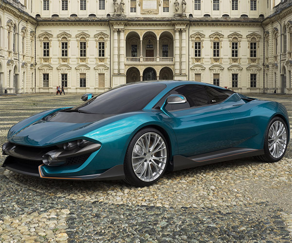 Torino Design Wildtwelve Supercar Concept