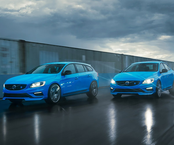 Volvo Buys Polestar to Be Its In-House Tuning Firm