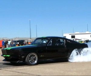 Help This Electric Mustang Hit 200 mph