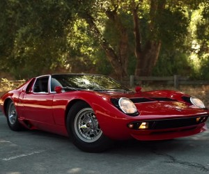 This 1970 Lamborghini Miura Is Simply Awesome