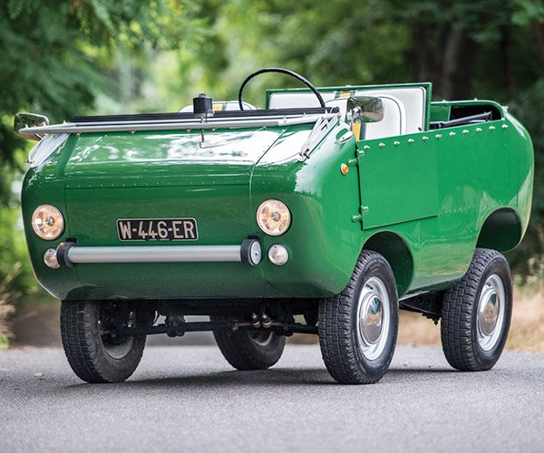 This 1973 Ferves Ranger Is the Most Adorable Car Ever