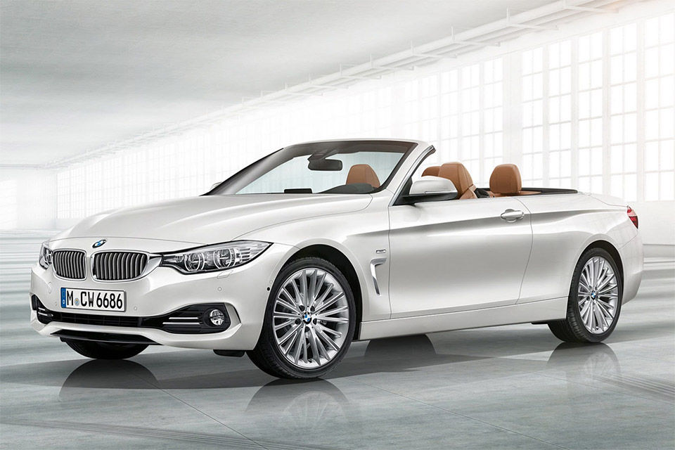 Next-Gen BMW 4 Series Convertible May Go Soft Top