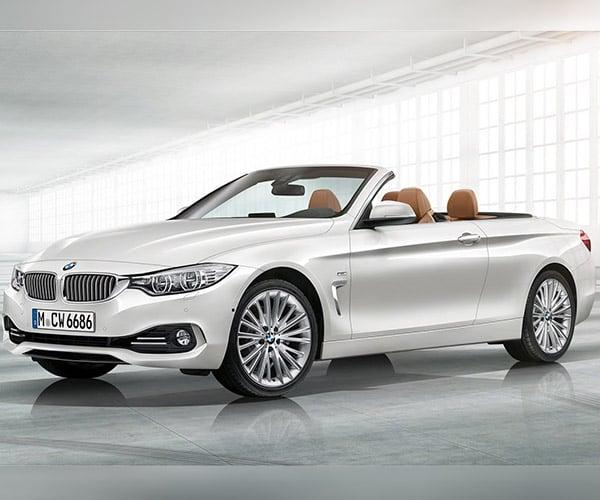 Next-Gen BMW 4 Series Convertible May Go Soft Top