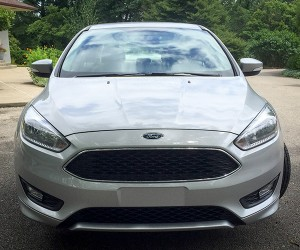 Review: 2015 Ford Focus