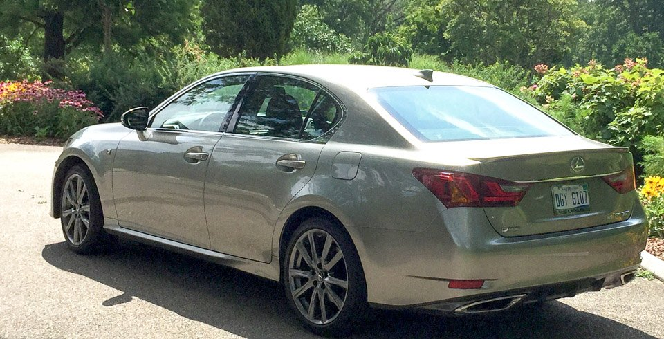 Review: 2015 Lexus GS 350 F Sport