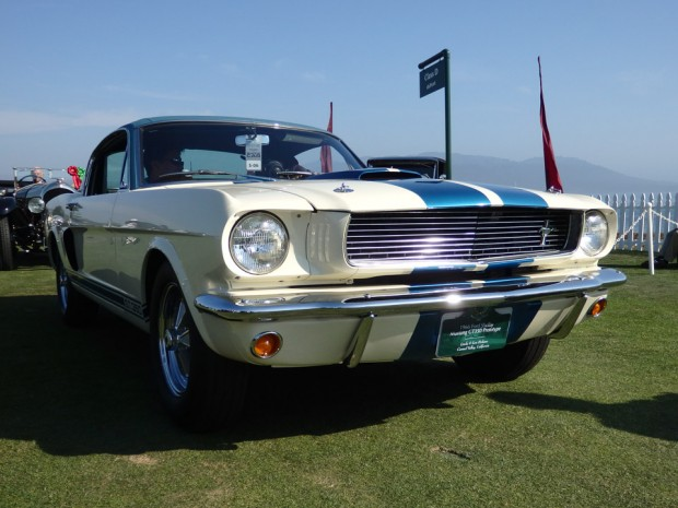 ​1966 Ford Shelby Mustang GT350 Prototype​