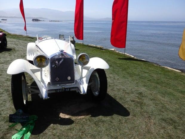 1931 Alfa Romeo 6C 1750 Gran Sport Touring Flying Star
