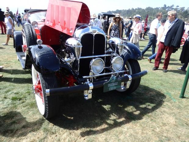 1928 Auburn 8-115 Speedster