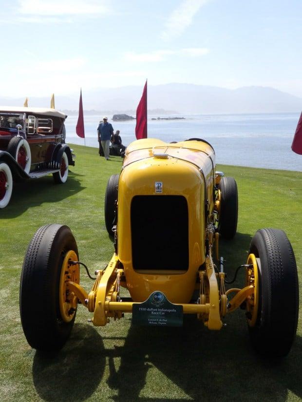 1930 DuPont Indianapolis Racecar