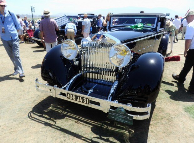 1924 Isotta Fraschini Tipo 8A, Winner of the Best in Show