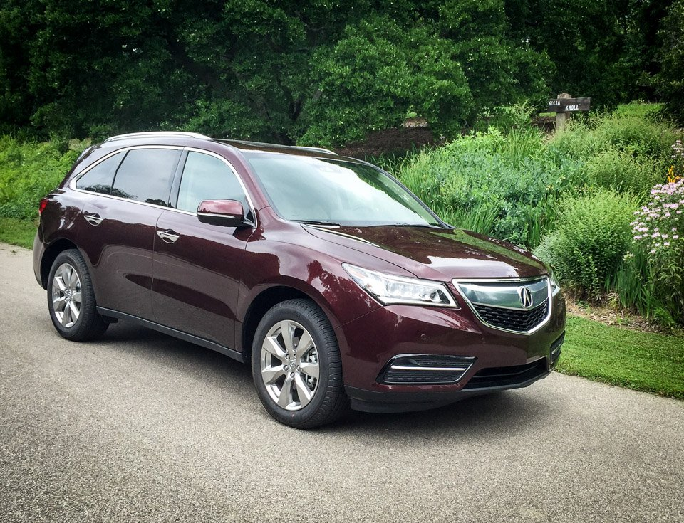 Review: 2016 Acura MDX