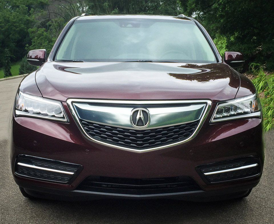 review 2016 acura mdx 95 octane