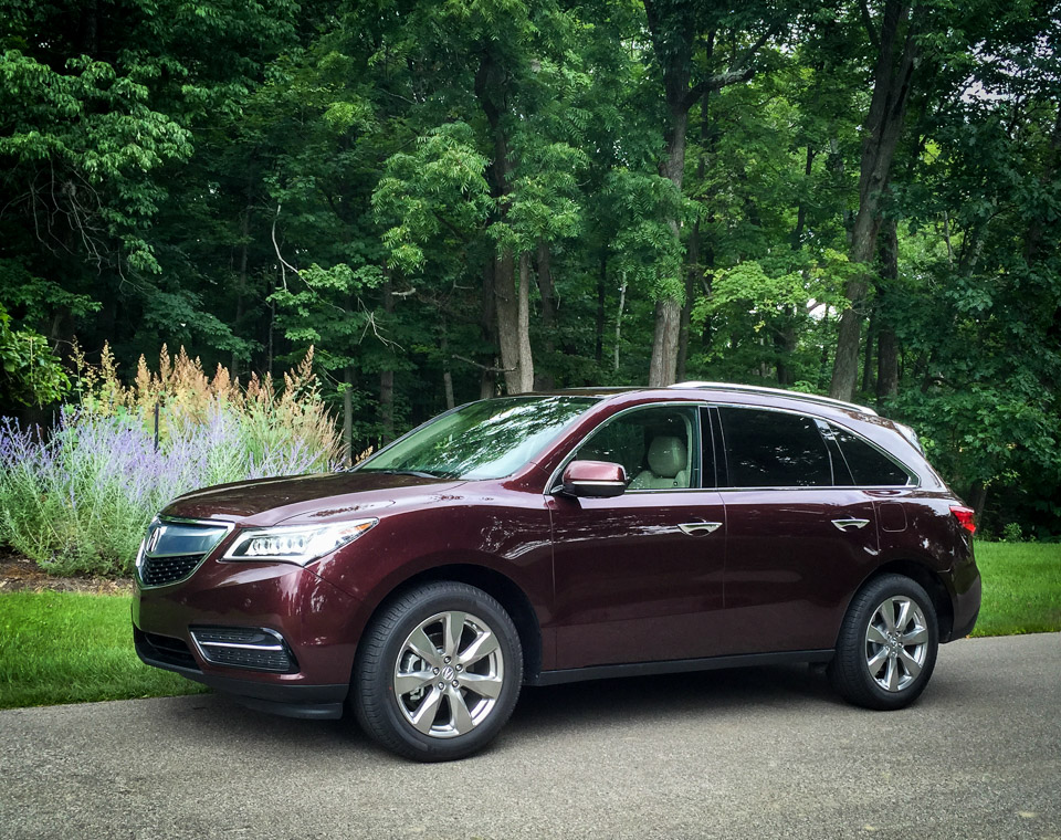 acura hawkeye review drives mdx