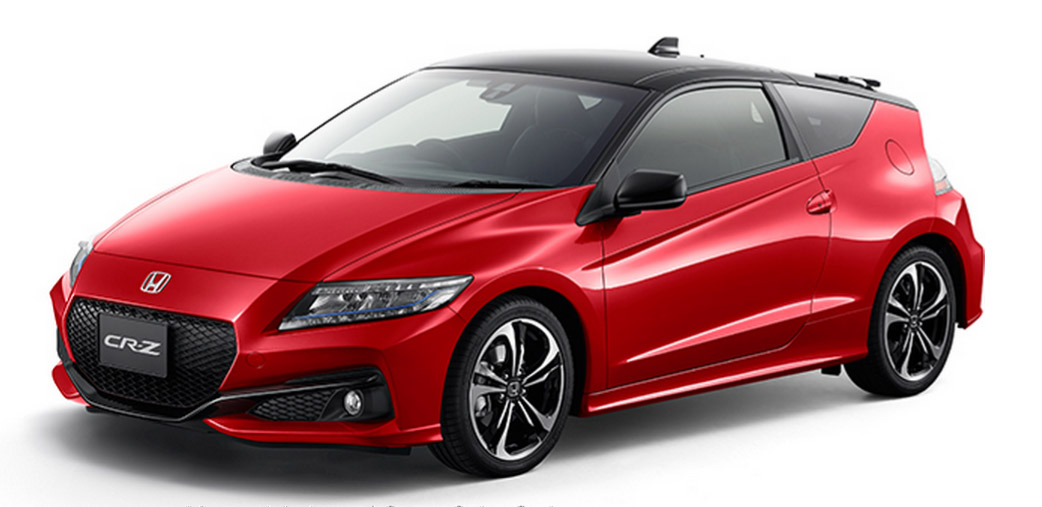 Honda Refreshes CR-Z for 2016