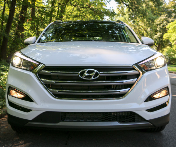 Review: 2016 Hyundai Tucson