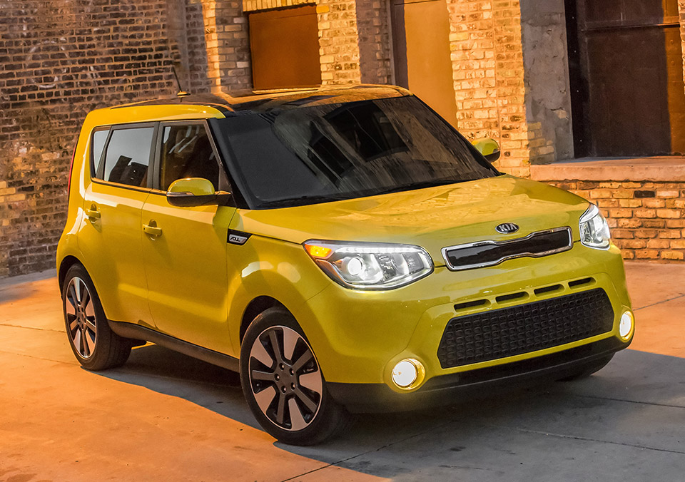 2016 Kia Soul Starts at an Affordable $16,515