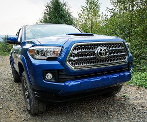 First Drive Review: 2016 Toyota Tacoma TRD