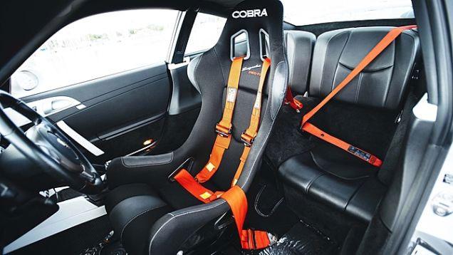 Custom Porsche 911 Puts the Driver Dead Center