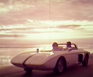 From the Vaults: 1962 Ford Mustang I Promotional Film