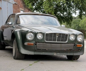 1976 Jaguar XJ12C Barn Find from Classic Brit TV Show for Sale