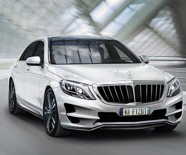 Ares Design Mercedes-Benz S-Class