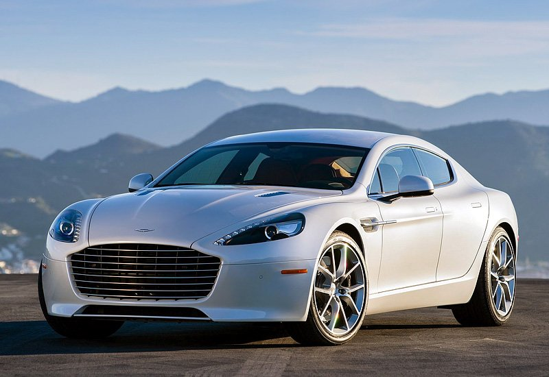 Aston Martin CEO Offers Details on Rapide EV