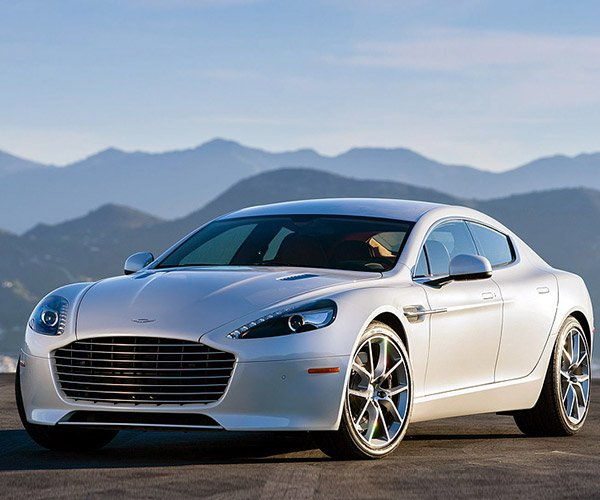 2015 Aston Martin Rapide S Camshaft: Audi E-Tron Electric SUV Concept: Production In 2018