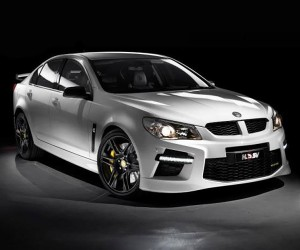 Holden Commodore's Swan Song to Be a 638hp Beast