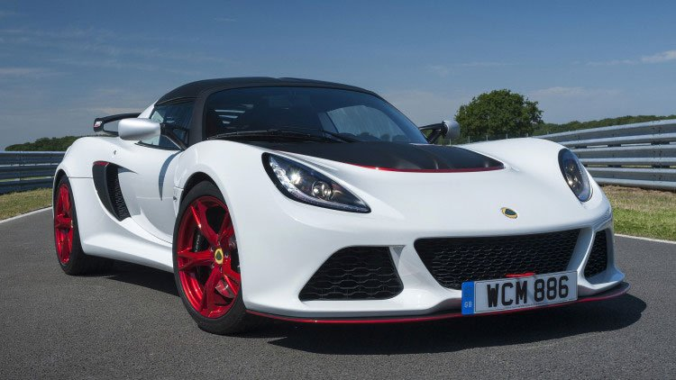 Lotus Exige 360 Cup Offered in 50 Unit Run