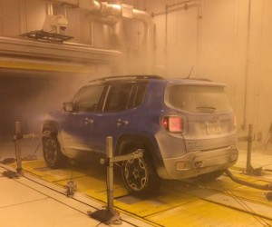 Fiat Chrysler Builds Extreme Weather Dyno Room