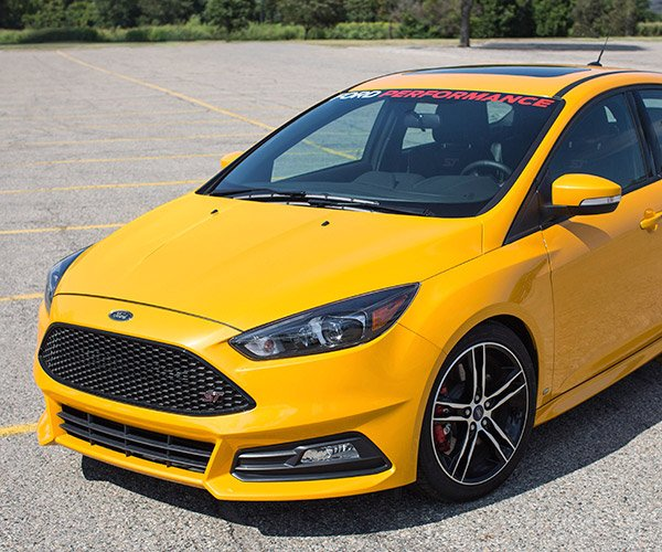 2015 Ford Focus ST Performance Won't Kill Your Warranty