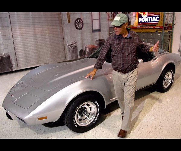 Chevy Restores and Returns Stolen '79 Vette to Its Owner