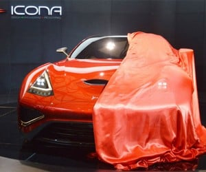 Icona Vulcano Titanium Teased for Pebble Beach