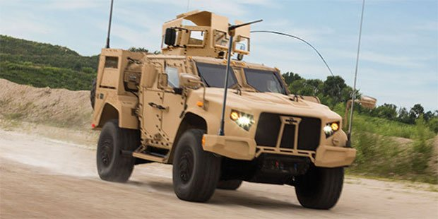 U.S. Military Humvee Replacement Announced