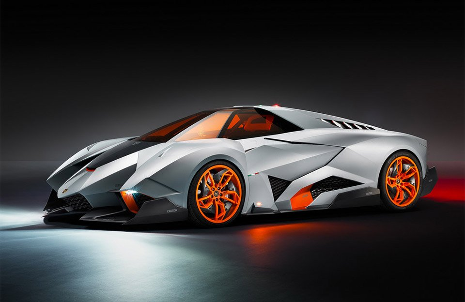Lambo to Show Exclusive Supercar at Pebble Beach