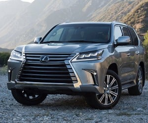 2016 Lexus LX 570 SUV Packs 4WD V8 Power