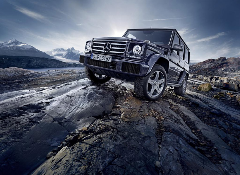 2016 Mercedes-Benz G-Class Priced and Spec'd