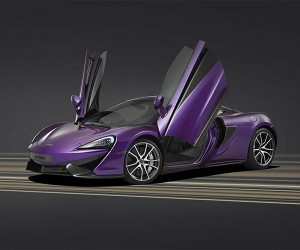 McLaren Heads to Pebble Beach with One-of-a-Kind 570S