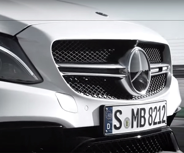 Mercedes-AMG Teases New C63 S