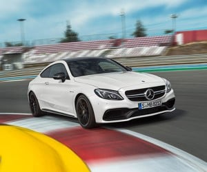 Mercedes Spills the Beans on the 2017 AMG C63