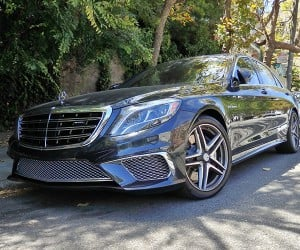 Carspotting: Mercedes-Benz S65: Insanity in an Armani Tux