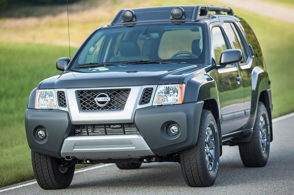 Nissan Xterra Ends 15-year Production Run