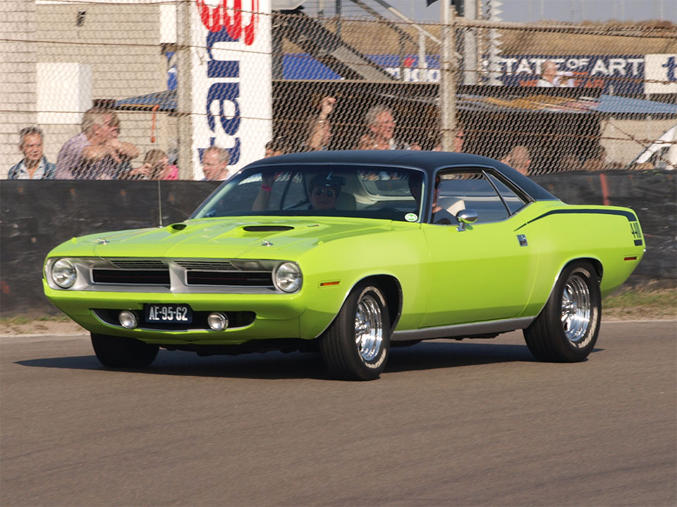 Plymouth Barracuda May Be Relaunched as a Dodge