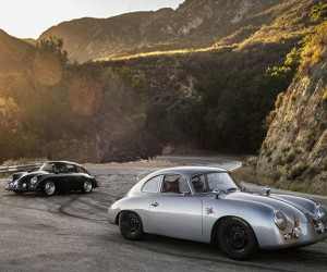 Emory Outlaw Porsche 356 Hits Jay Leno's Garage