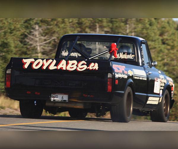 600-hp Road Racing Truck Tears up Newfoundland