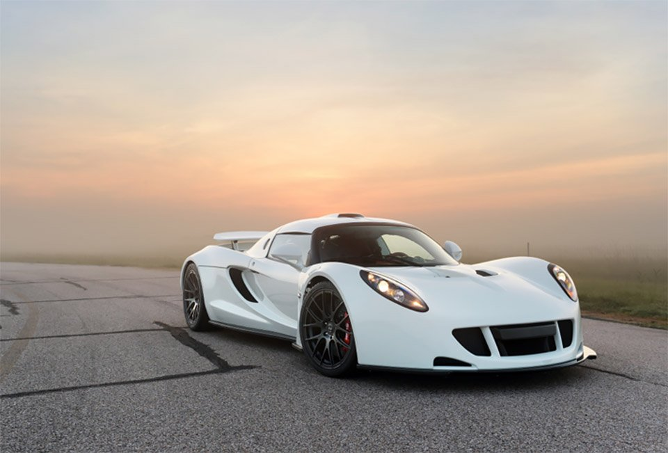 Crazy Fast Hennessey Venom GT for Sale