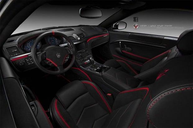 Vilner Maserati Gran Turismo X