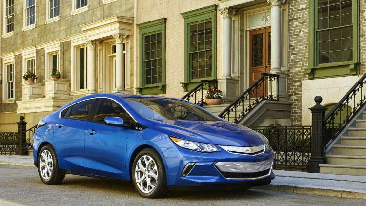 EPA Pegs 2016 Volt with 106 MPGe rating